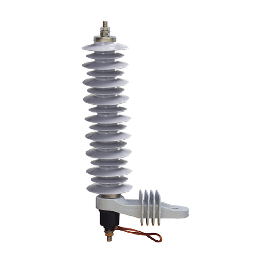 High-voltage surge arresters 17 umbrella
